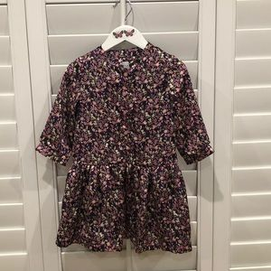 Pippa & Julie Girl's Floral Dress Size 4T